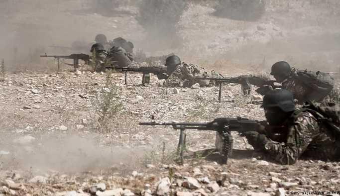 HTŞ ile ÖSO arasındaki çatışmalarda 97 ölü