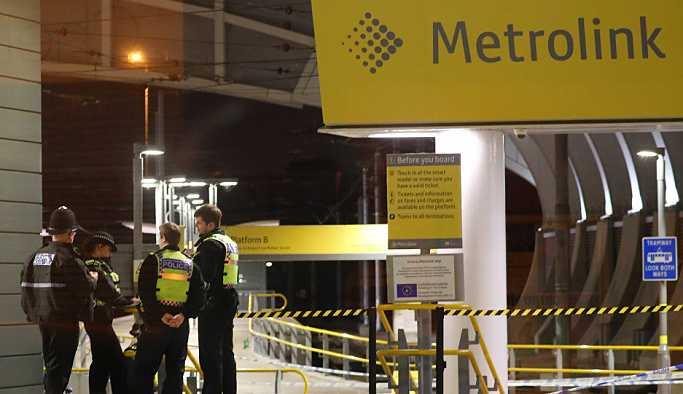 İngiltere'nin Manchester kentindeki bıçaklı saldırıya 'terör' soruşturması