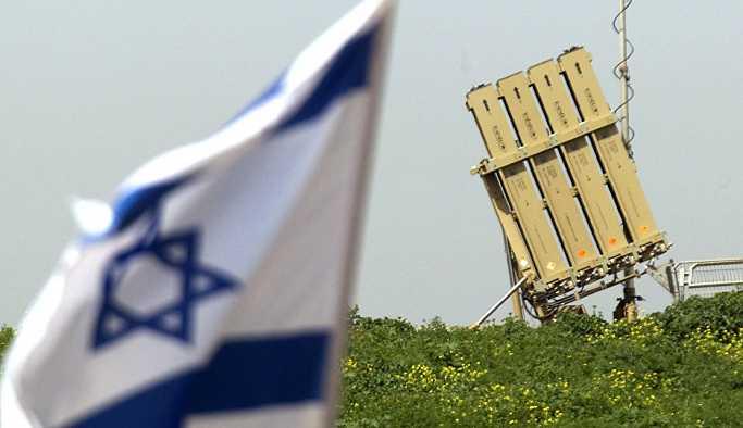 İsrail, Demir Kubbe'yi Tel Aviv yakınlarına konuşlandırdı