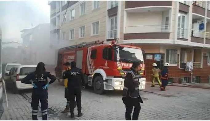 İstanbul'da 3 noktada yangın