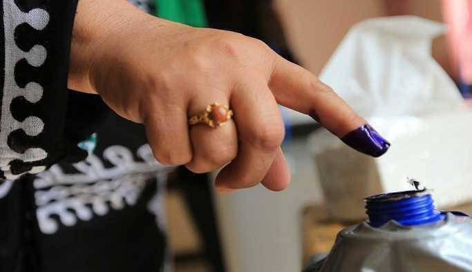 İYİ Parti'den 'parmak boyası' kanun teklifi