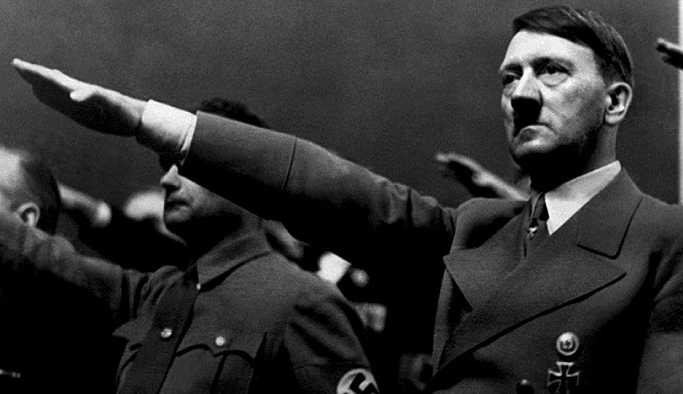 Kanada'da Hitler'in holokost planını anlatan bir kitap bulundu