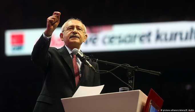 Kılıçdaroğlu: Eren Erdem'e yapılan tam bir kumpas