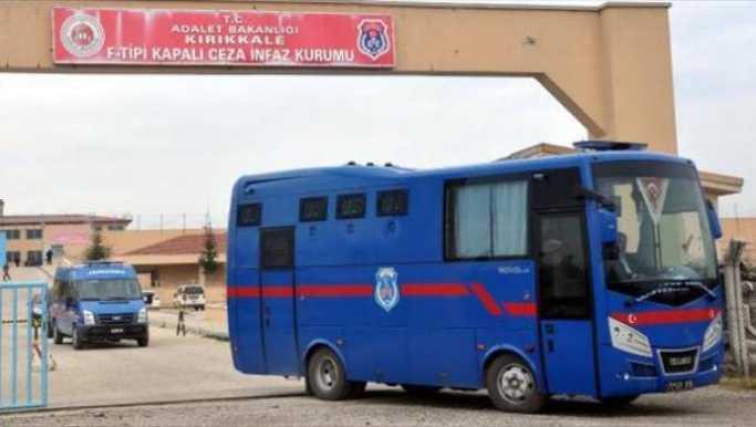 Kırıkkale Cezaevi'nde tutuklulara mektup yasağı