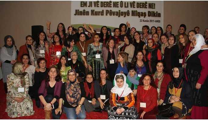 Kürt ittifakına kadınlardan destek: Birlik tüm alanda sağlanmalı