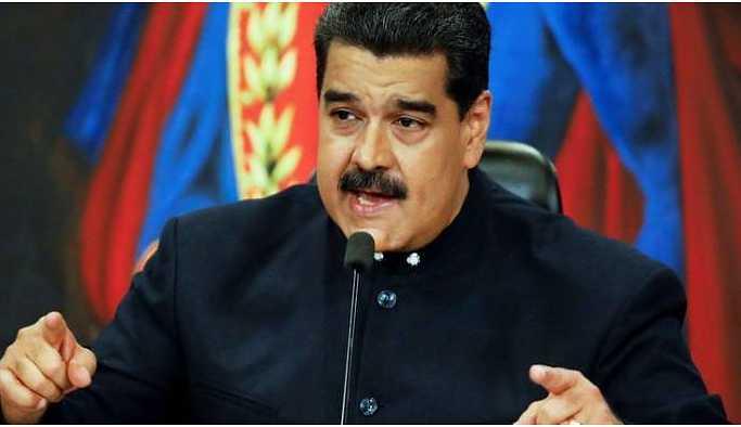 Maduro: Hiçbir şekilde istifa etmem