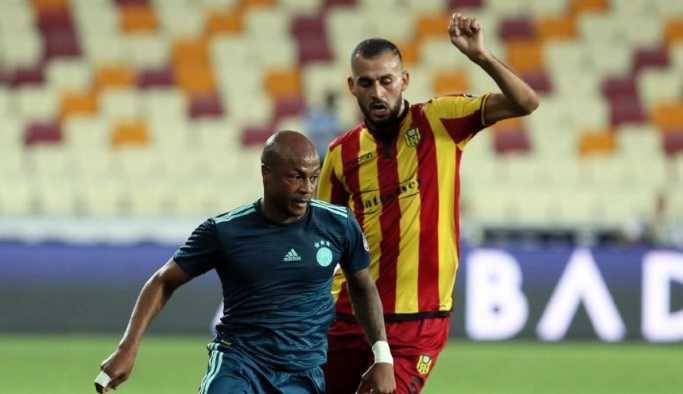 Moses, Yeni Malatyaspor maçında oynayacak mı