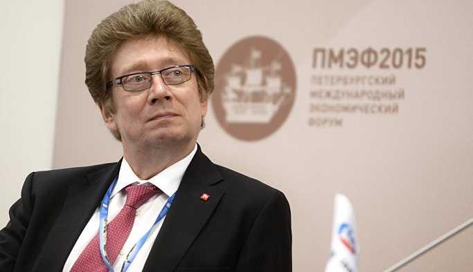 Moskova Borsası Ceosu Amerikan Dolarını Bırakın Rus Altınına
