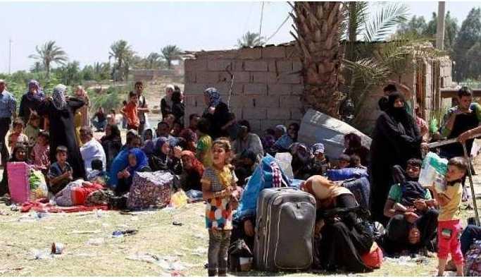 Mülteci kampında bir kadın intihar girişiminde bulundu