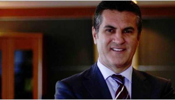 Mustafa Sarıgül DSP'den aday oldu