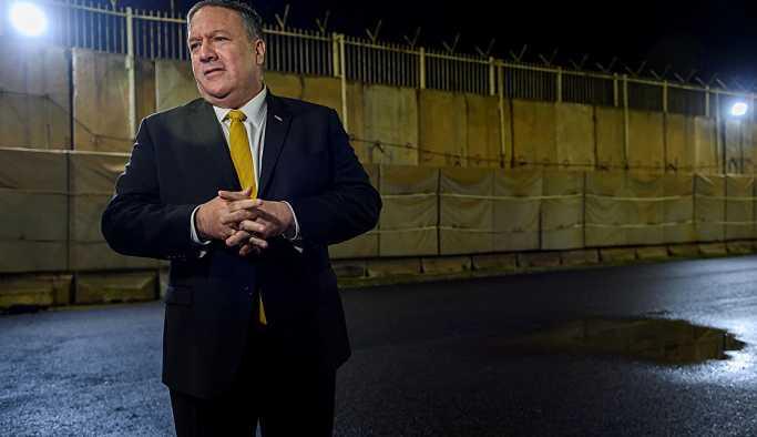 Pompeo: Erdoğan Kürtlerin korunması için taahhüt verdi