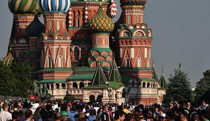 Rusya'nın nüfusu son 10 yılda ilk kez azaldı