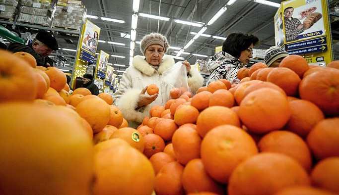Rusya: Türkiye'den getirilen meyvelerde düzenli olarak kolera taşıyıcısı tarım zararlısı tespit ediliyor