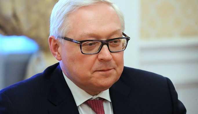Ryabkov: ABD'nin Suriye'den çekileceği konusunda şüpheliyiz
