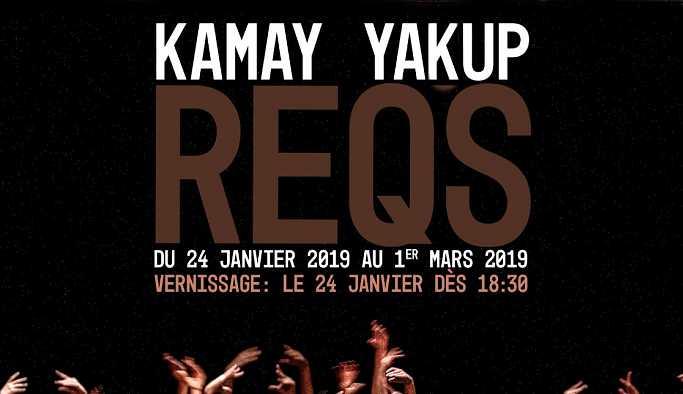 Sanatçı Kamay'ın 'Reqs' sergisi 24 Ocak'ta Cenevre'de