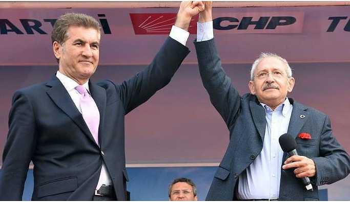 Sarıgül CHP'den istifa etti