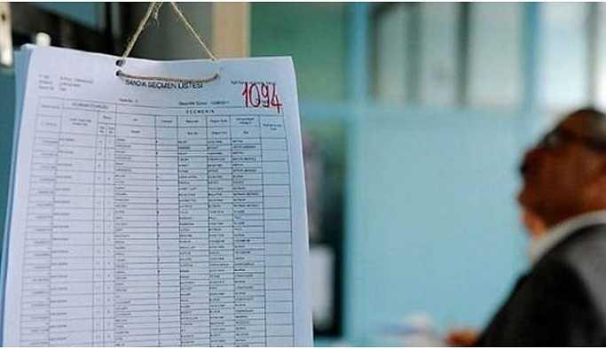 Seçmen sayısı nüfusu geçti iddiası: Ulukışla'da inceleme başlatıldı