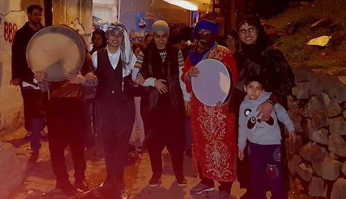 Serê Salê'yi kutlamak isteyen HDP'li gençler gözaltına alındı