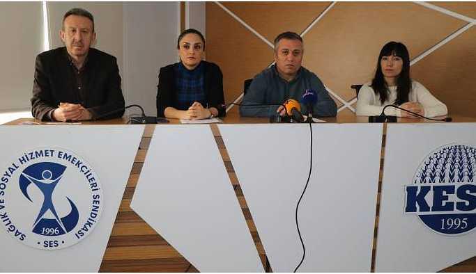 SES'ten açlık grevleri açıklaması: Can kaybı yaşanmadan diyalog oluşturulmalı
