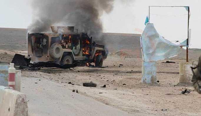 Suriye'de ABD-YPG ortak konvoyuna intihar saldırısı: 5 ölü