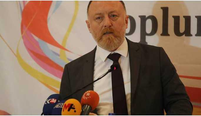 Temelli: HDP'nin geleceği HDK'nin örgütlenmesinden geçiyor