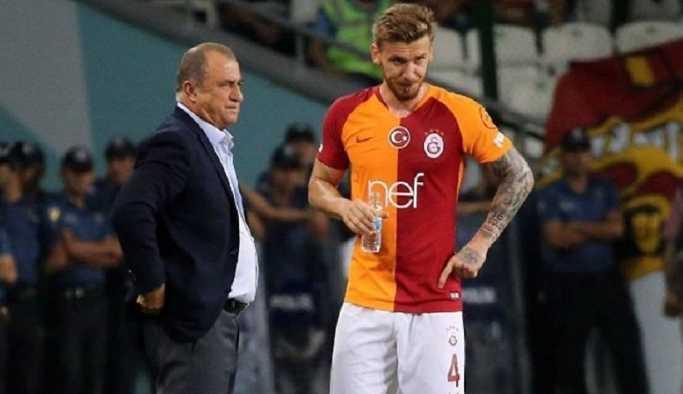 Terim affetmedi: Galatasaray, Serdar Aziz ile yollarını ayırıyor