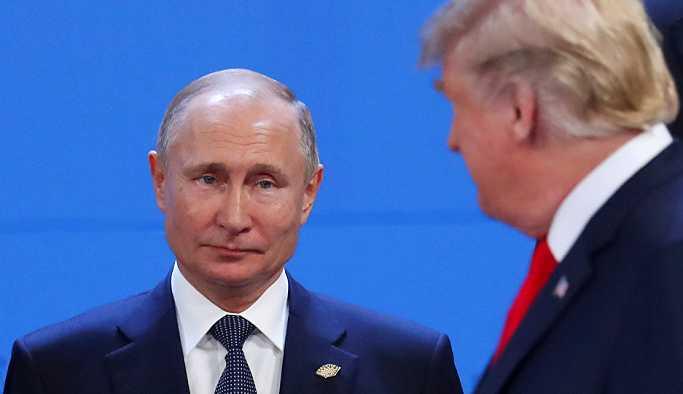 Trump, Putin'le görüşmelerinin detaylarını gizlediğini reddetti: İddialar daha az umurumda olamazdı