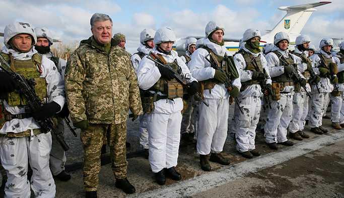 'Ukrayna, Rusya'yla yüzyıl savaşına hazırlanıyor'