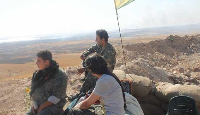 YPG: Suriye'de yabancı uyruklu 8 IŞİD militanı yakaladık