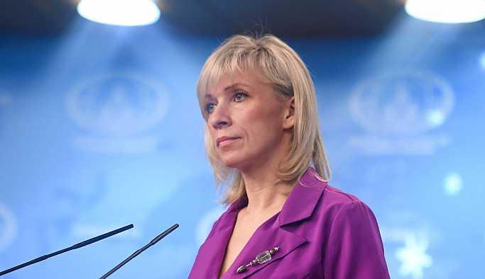 Zaharova: Suriye hükümetinin Kürtlerle diyalog kurması özel önem taşıyor