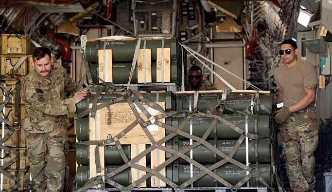 ABD'den Lübnan ordusuna füze teslimatı