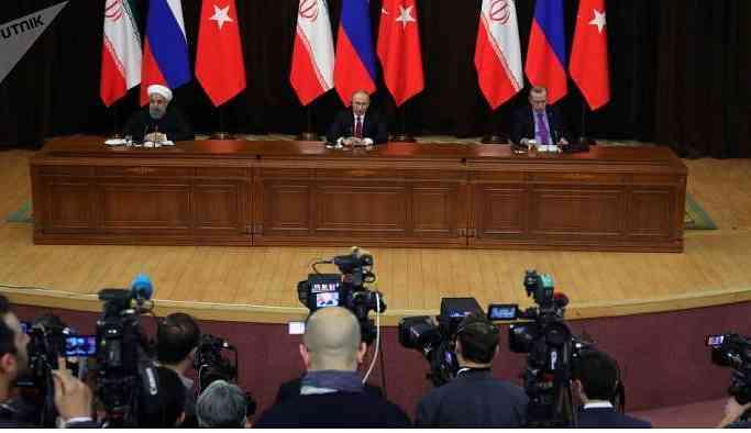 ABD ve Rusya denkleminde Türkiye ve İran yok!