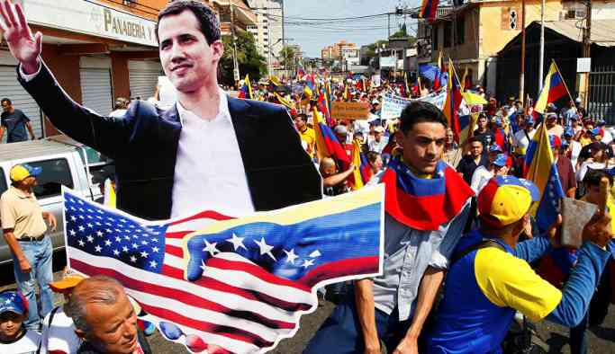 ABD temsilcisinden Venezüella ordusuna Guaido'ya destek çağrısı
