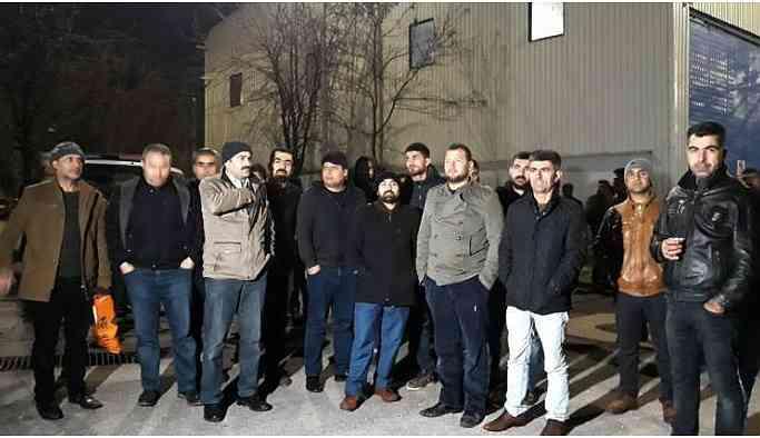 Antep'te asgari ücretin altında zam: Tekstil işçileri iş bıraktı