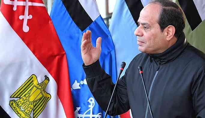 Aşağısı kurtarmaz: Sisi'ye 2034'e dek iktidar yolu