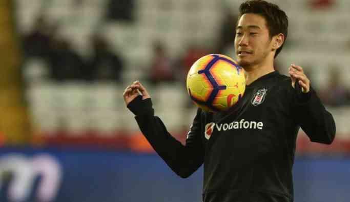 Beşiktaş'ın yıldızı Kagawa, Süper Lig'in yıldızlarını solladı