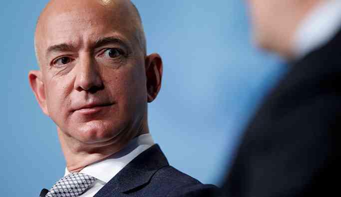 Bezos: Trump'a yakın yayıncı, bana şantaj yapmaya çalışıyor