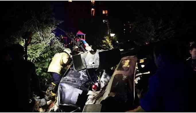 Çekmeköy'de helikopter düştü 4 asker hayatını kaybetti