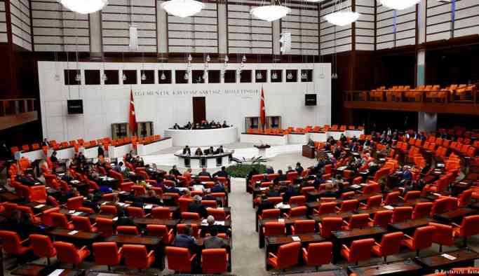 CHP'nin 'İhlaszede' yasa tasarısı AKP ve MHP oylarıyla reddedildi