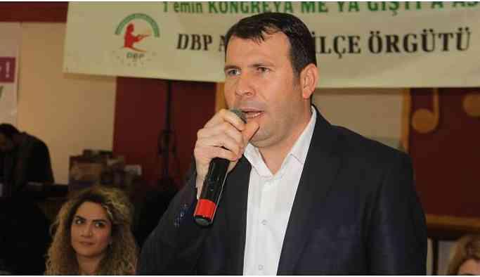 DBP Eş Genel başkanına uygulanan adli kontrol tedbiri kaldırıldı