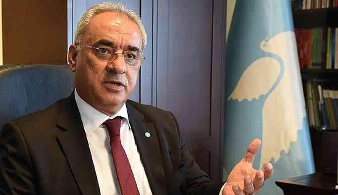 DSP lideri Aksakal: Seçimin sürprizi biz olacağız