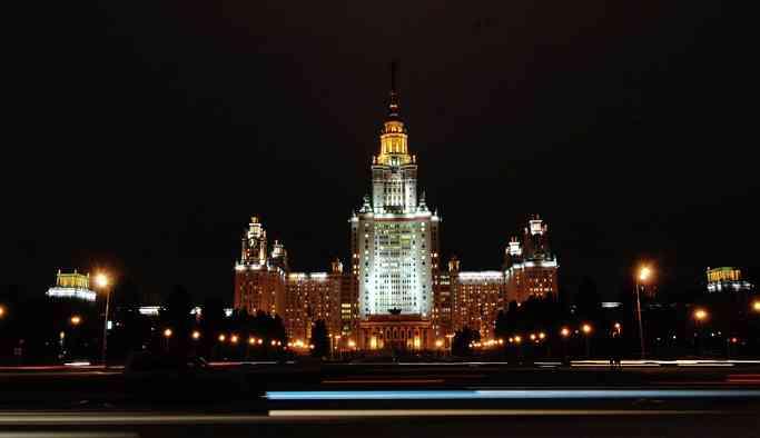 Dünyanın en iyi üniversiteleri listesinde Rusya'dan 31 üniversite