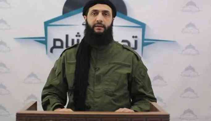 'El Nusra lideri Antalya'da tedavi görüyor'