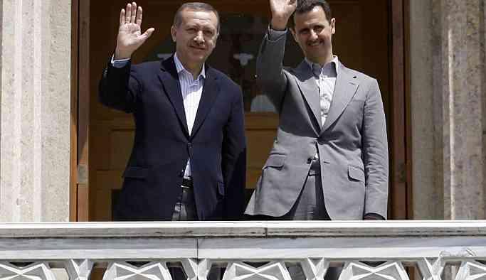 Esad'ın danışmanı: Erdoğan, Osmanlı İmparatorluğu hayali kuruyor