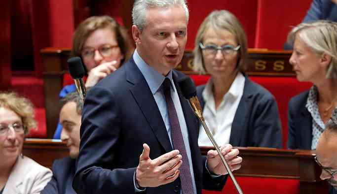 Fransa'dan Almanya'ya silah ihracat kurallarını hafifletme çağrısı