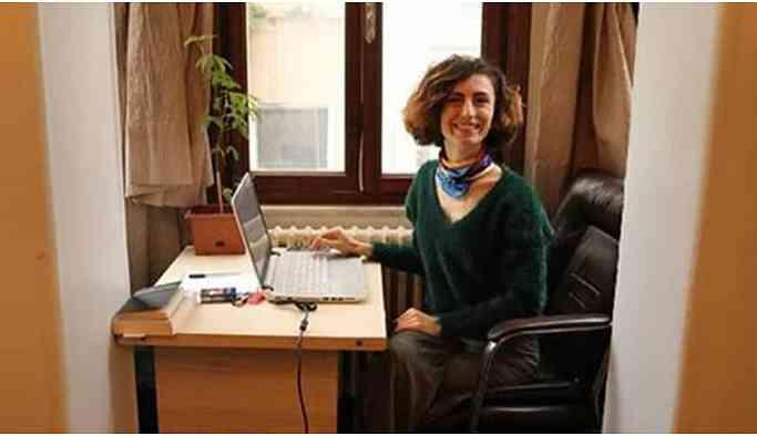 Gazeteci Ceyhan gözaltına alındı