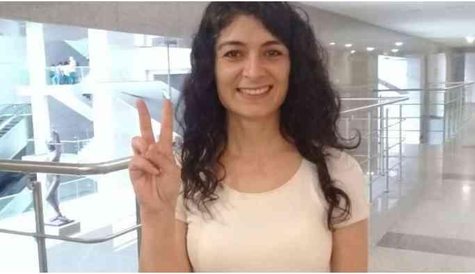 Gazeteci Temel tahliye edildi