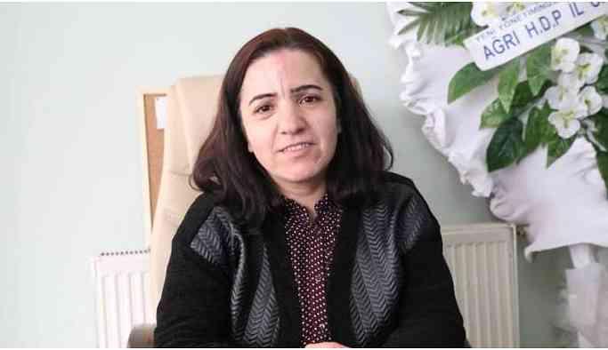 HDP Ağrı Belediyesi Eşbaşkan Adayı Karaaslan tutuklandı