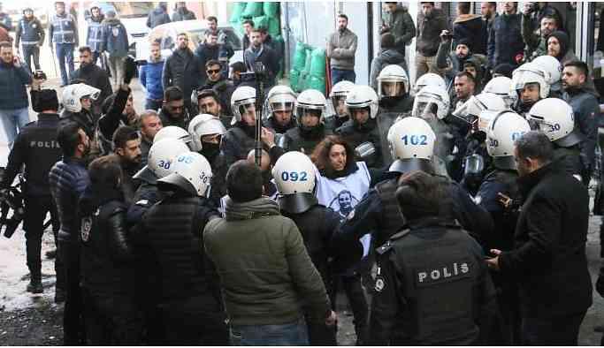 HDP'li Aydeniz hakkında soruşturma