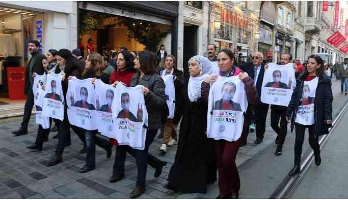 HDP'den İçişleri Bakanı Soylu'ya: YÜRÜDÜK